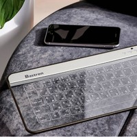 Bastron- Transparent Touch Glass Keyboard