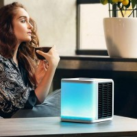 EvaLIGHT- Portable USB Air Cooler