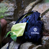 Travelab Packable Anti-Theft Travel Backpack