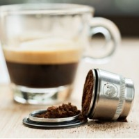 WayCap Ez Refillable Coffee Capsule for Coffee Machines